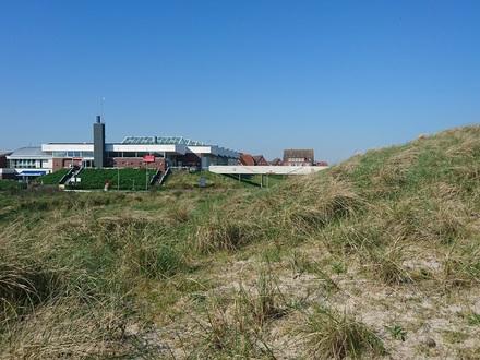 """Verpachtung der Restauration """"Die Welle"""" auf der Nordseeinsel Baltrum"""