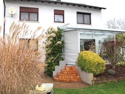 Einfamilienhaus mit top gepflegter Gartenanlage