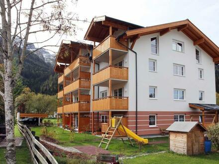 Geförderte Wohnung mit hoher Wohnbeihilfe oder Mietzinsminderung mit Balkon und Carport