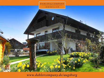Luxuriöses Einfamilienhaus in Seeshaupt am Starnberger See
