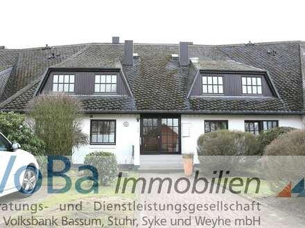 Gemütliche 2-Zimmer-Wohnung mit Terrasse und Garten im schönen Stuhr-Varrel