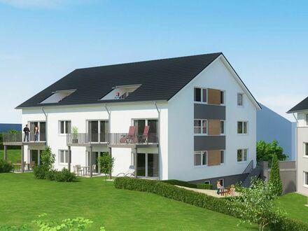 Gemütliche 3,5-Zi-Wohnung mit Süd-Garten - prov.frei!