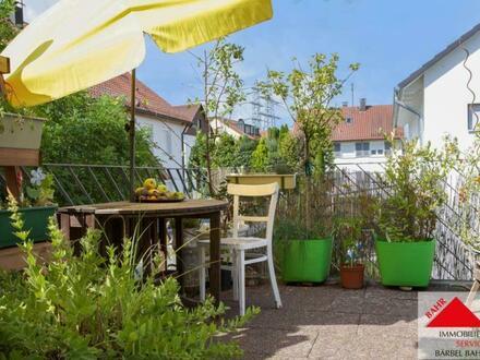 Sonnen-Maisonette-Wohnung in Darmsheim