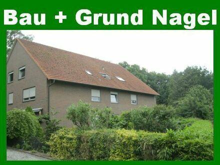 Provisionsfrei! 2,5-Zimmerwohnung mit Einbauküche und Garage in ländlicher Alleinlage im Ortsteil Peckeloh