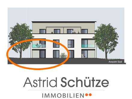 Erstbezug: Komfortables Erdgeschoss in bester Lage von Borgholzhausen!