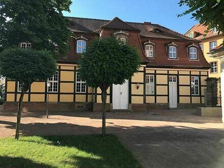 Historische Restaurant im Kurpark Lauchstädt