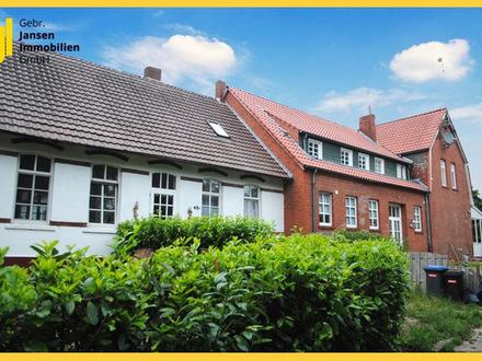 Wohnen wie ein Schlossherr! Mehrfamilienhaus mit 4 Wohneinheiten - Nähe Twist!