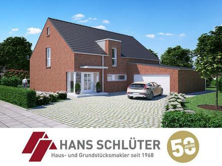 NEUBAU - Modernes Architektenhaus in ruhiger Lage von Alt-Osterholz!