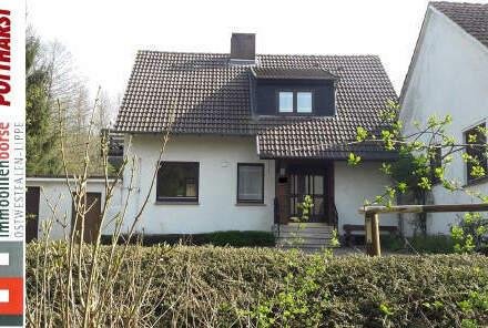 Haus mit Einliegerwohnung im Grünen
