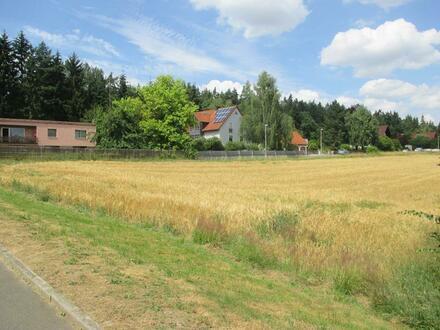 Baugrundstück in Waldsassen