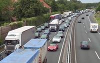 Autobahn 23 - Eine Geduldsprobe für Pendler
