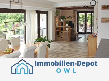 Modern wohnen mit Haus-im-Haus-Gefühl