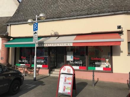 Gut gehende Pizzeria ToGo in guter Lage von Oestrich aus Altersgründen zu verpachten