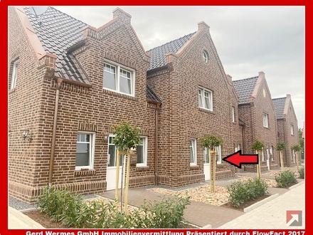 Neuwertiges Reihenmittelhaus mit Terrasse in Haren-Emmeln zu vermieten!