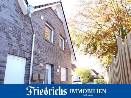 Hochwertig Wohnen - 2-Zimmer-Obergeschosswohnung mit Balkon und Stellplatz