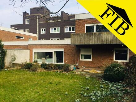 Stadtnahes Wohnen am Rande des Musikerviertels! Gepflegte 4 ZKB-Wohnung mit Terrasse und Stellplatz