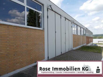 ROSE IMMOBILIEN KG: Vermietung von Lagerflächen/ Unmittelbar an der A2