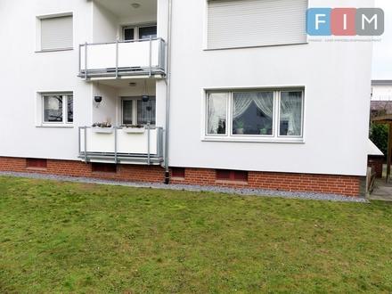 Schicke und frisch renovierte Wohnung mit herrlichem Ausblick!