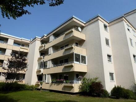 4-Zimmer-Wohnung mit zwei Balkonen