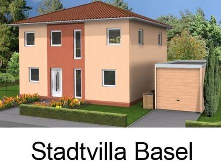 Grundstück + Stadtvilla ca. 130 qm Wohnfläche Gesamtprojekt