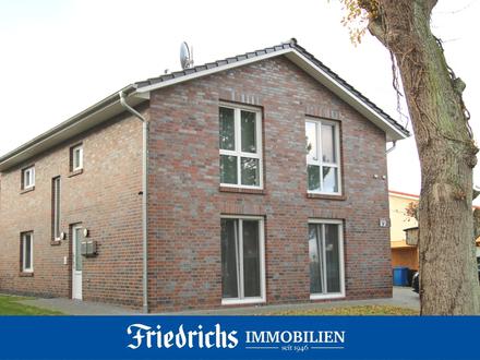 Neuwertige Erdgeschosswohnung mit Carportstellplatz in Bad Zwischenahn - OT Specken