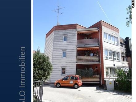 2-Zimmer Eigentumswohnung im 1.OG, frei ab 1.9.18