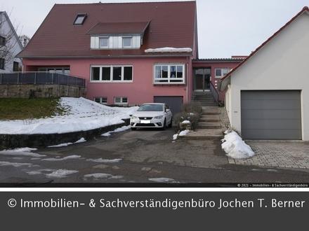 Toll modernisiertes Einfamilienhaus im Herzen von Hessental