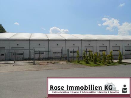 ROSE IMMOBILIEN KG: Produzieren - Lagern - Kommissionieren - Verteilen in Rahden!