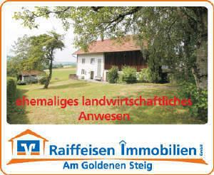 Landwirtschaftliches Anwesen in wunderschöner Lage der Stadt Waldkirchen