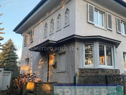 Helle, geräumige Stadtvilla in wunderschöner Wohngegend der Dortmunder Gartenstadt