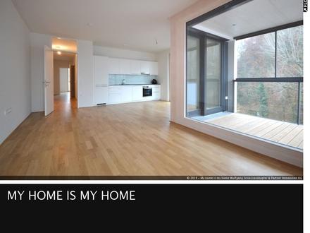 RIEDENBURG | Moderne 3-Zimmer-Neubauwohnung mit Süd-Terrasse
