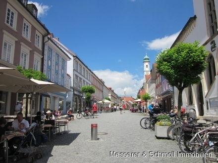 """Bestlage """"Obermarkt"""" Inmitten der Fussgängerzone - Feine Ladenfläche in bester Lauflage der Altstadt"""