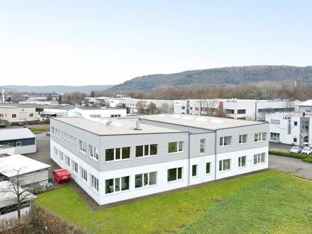 Innovative Firmen aufgepasst! Topaktuelle, repräsentative und flexibel nutzbare Büro- & Lagerflächen