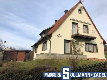 Charmantes Zweifamilienhaus mit Potenzial - Reichenschwand