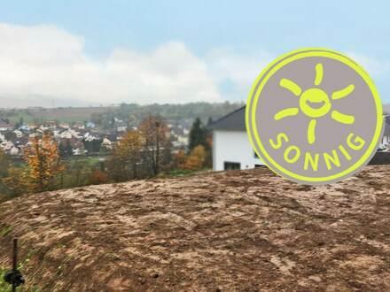 Unverbaubarer Ausblick - Der Bauplatz für Ihren Wohn(t)raum