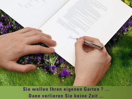 * Erfüllen Sie sich Ihren Traum vom Einfamilienhaus mit Garten *
