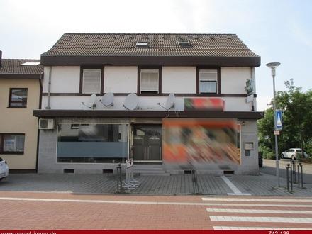 Gute Rendite: Wohn- und Geschäftsgebäude in zentraler Lage !