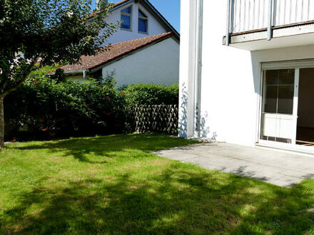 Mühldorf, Mietwohnung 3 Zimmer, Terrasse und Garten = Wohngenuß PUR