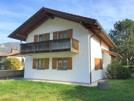 Gepflegtes Einfamilienhaus, breiter Bergblick in Oberaudorf (OT Niederaudorf)!