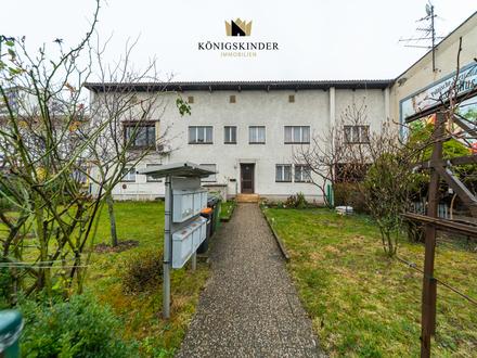 Für Kapitalanleger: Wohn- und Geschäftshaus in Stuttgart - Rot, zentral aber ruhig gelegen.