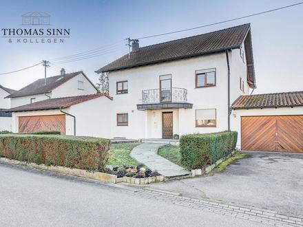 Riesiges 3-Familienhaus in ruhiger Wohnlage - ideal als Mehrgenerationenhaus