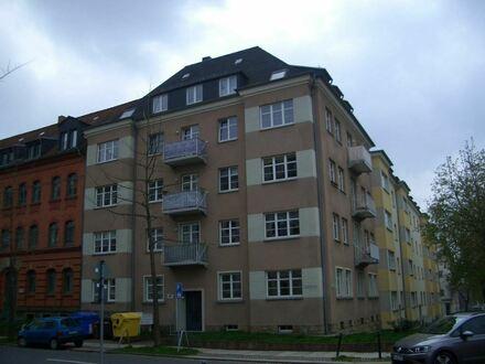 Tolle 2- Raum- Whg. mit Balkon in Chemnitz-Hilbersdorf