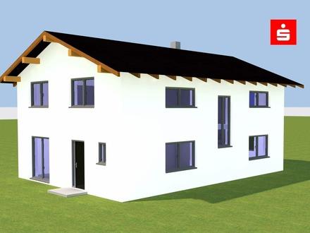 » Hochwertiger Neubau im KfW-55-Standard «