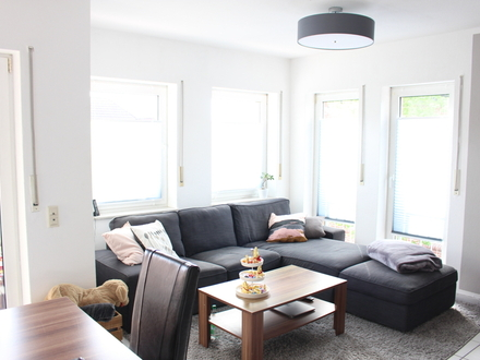 Wohnen in Haren – mit Einbauküche & Balkon ! Obergeschosswohnung !