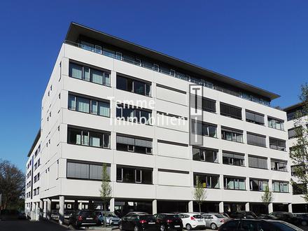 Moderner Büroneubau | Nähe Flughafen | ca. 8.000 m², teilbar ab ca. 1.250 m² | Stellplätze