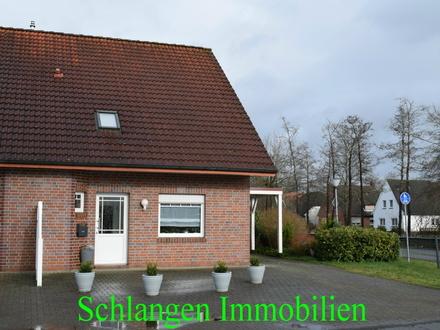 Objekt Nr.: 00/582 Doppelhaushälfte mit Carport und Geräteraum in Barßel