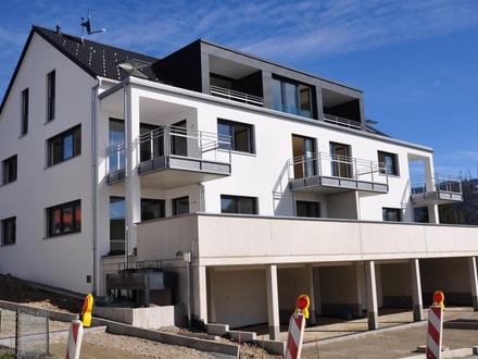 STADTNAH IM GRÜNEN: 3-Zimmer-Neubauwohnung in Lindau-Reutin