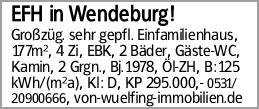 EFH in Wendeburg!