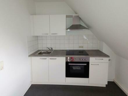 Hübsche 3-Zimmer-Dachgeschoßwohnung mit Einbauküche