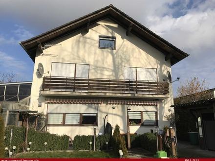 Charmantes Einfamilienhaus mit vielseitigen Nutzungsmöglichkeiten in Neuburg an der Donau